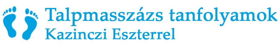 Talpmasszázs tanfolyam - Kazinczi Eszter